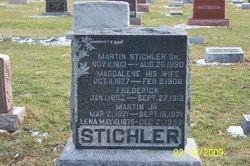 Magdalene <I>Gephart</I> Stichler