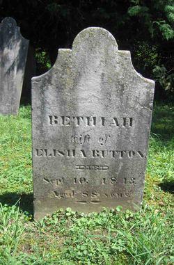 Bethia <I>Kinne</I> Button