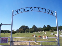 Veal Station Cemetery