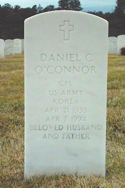 Daniel C O'Connor