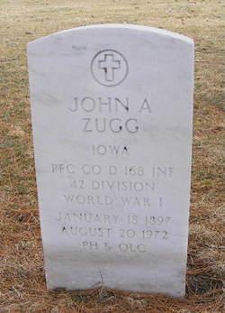John Addison Zugg