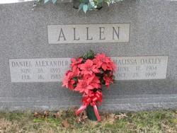 Daniel Alexander Allen