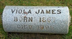 Viola Ebba <I>Beals</I> James