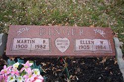 Martin Richard Dinger, Jr