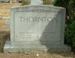 Foxhall Alexander Parker Thornton