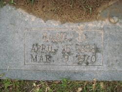 Basil Dewey Coon