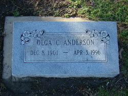 Olga C. Anderson