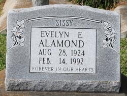 Evelyn Elaine <I>Chargois</I> Alamond