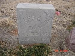 Effie M Day