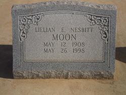 Lillian E. <I>Nesbitt</I> Moon