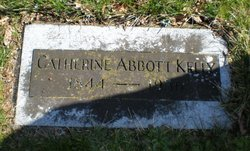 Catherine <I>Abbott</I> Kelly