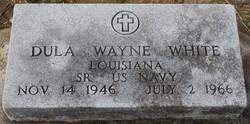 Dula Wayne White