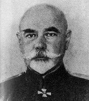 Gen Anton Ivanovich Denikin