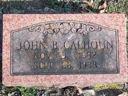John Benjamin Calhoun