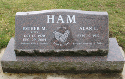 "Esther M ""Kitty"" <I>Elmer</I> Ham"
