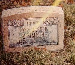 Joseph John Zimmeth