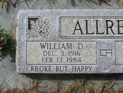 William Doyle Allred