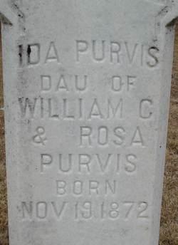 Ida Purvis