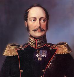 Nicholas I Pavlovich Romanov
