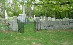 Parish Congregational Church Cemetery
