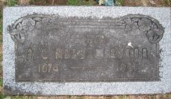 Albert Abby <I>C.</I> Clayton