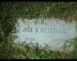 John Benade Gyllenhaal