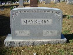 Sarah Elizabeth <I>McKnight</I> Mayberry