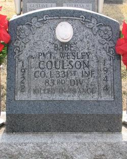 Wesley Herbert Coulson