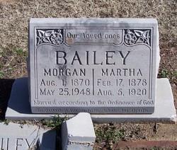 Martha A. <I>Doyle</I> Bailey