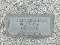 George Allen Summerall
