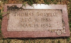 Tom Boswell