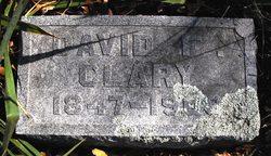 David Franklin Clary