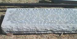 Stone Ranch-Hottinger Cemetery