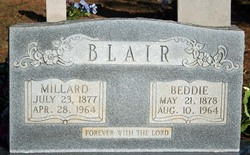 Millard Fillmore Blair