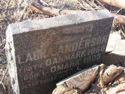 Laura <I>Mogensen</I> Anderson