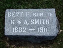 Bert E Smith