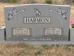 Amanda Elvira <I>Sparks</I> Harmon