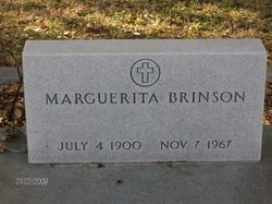 Marguerita Brinson