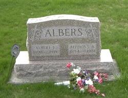 "Alphons A. ""Ike"" Albers"