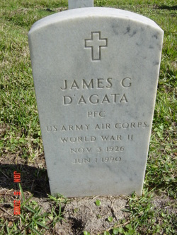 James G D'Agata