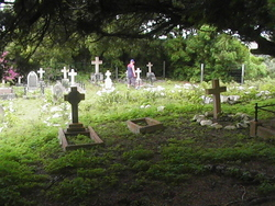 Monkey Rock Cemetery