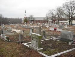 Standing Springs Cemetery
