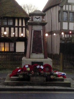 Headcorn War Memorial