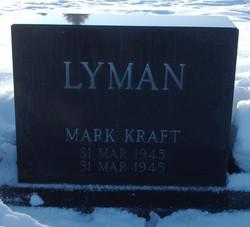 Mark Elwood Lyman