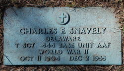 Charles Earle Snavely