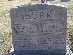 "Mary Elizabeth ""Sis"" <I>Walden</I> Burk"