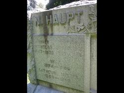 William J Haupt