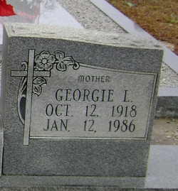 Georgie L Davis