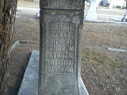 Carrie Belle <I>Blewster</I> Stokes