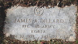 James A Dillard